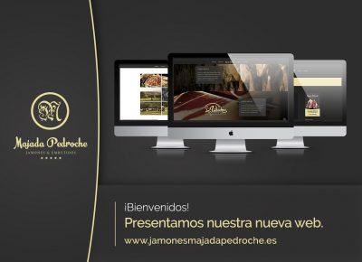 Bienvenidos a Jamones y embudidos Majada Pedroche