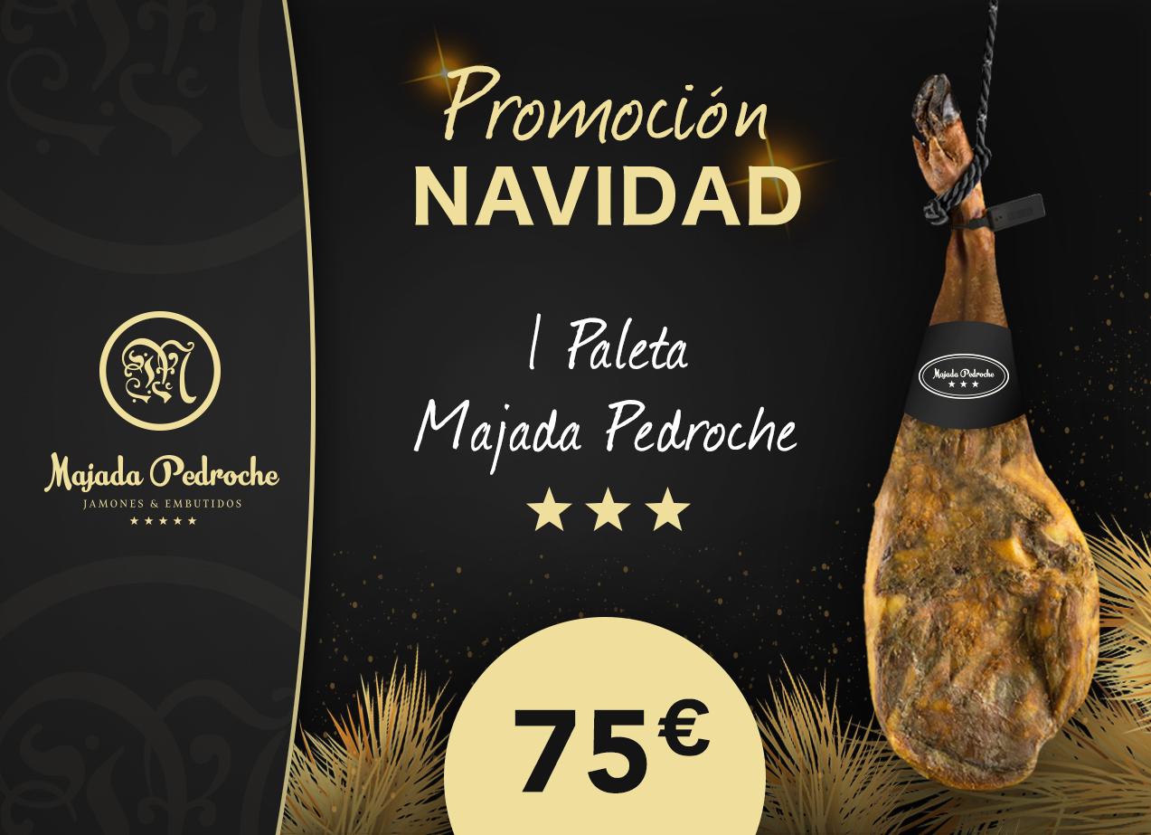 PROMOCIÓN NAVIDAD de Paleta Majada Pedroche